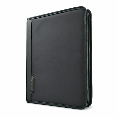 Samsonite Xenon Business Zip Portfolio Steel Grey - Luggage