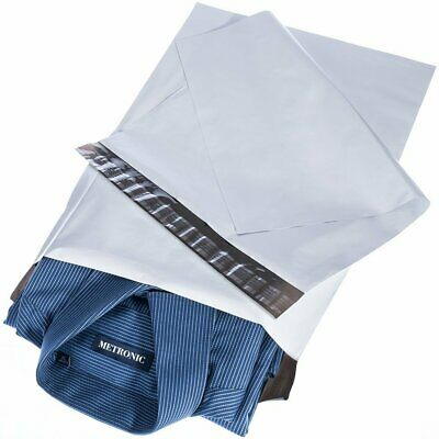 Poly Mailers Bags Self Sealing Plastic Mailing Envelopes Shipping - All Sizes