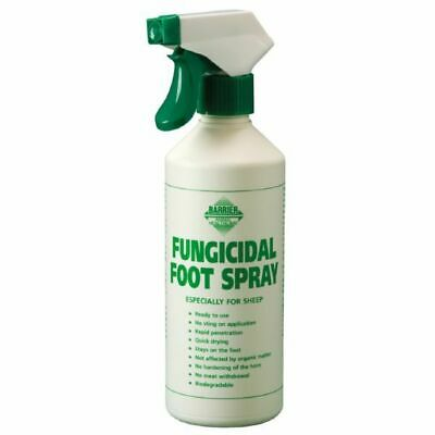 Barrier Fungicidal Foot Spray For Sheep - 500 Ml -