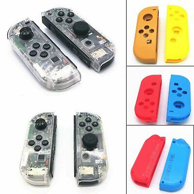 Joy-Con Controller Shell Protective Housing Case Replacement For Nintendo Switch