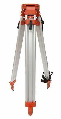 Aluminum Tripod With Double Lock Heavy section  Aluminum  tripod Surveying Stand