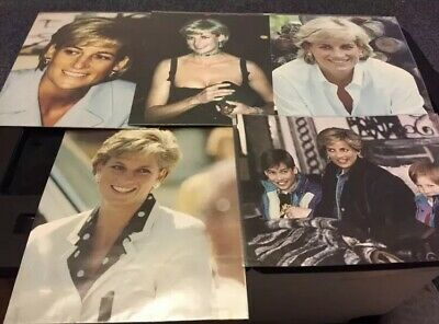 Five Lovely Photos Of Princess Diana And One Has Prince William And Prince Harry