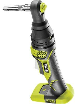 """Ryobi One+ 18V Ratchet Wrench R18RW-0 : With 3/8"""" - 1/2"""" Adapter - Skin only"""