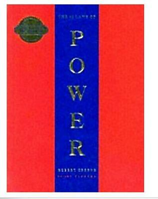 The 48 Laws of Power 2000 by Robert Greene (E-Book) 【Edition PDF】