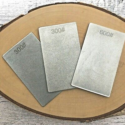 1 x Diamond Sharpening Stone, Trend Credit Card DWS/CC/FC 600/300 Factory Second