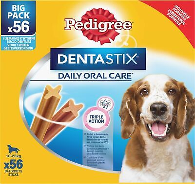 Pedigree Dentastix Giornaliero Oral Care Dental Chews Large Dog (Goh)