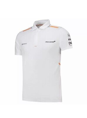 """Formula 1 Mclaren 2019 Team Polo Shirt Brand New With Tags Size L"""""""