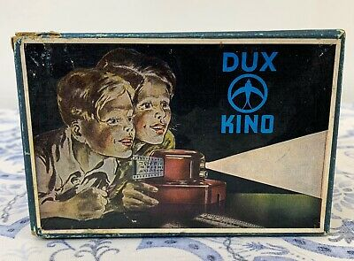 Vintage Dux Kino Model 44 Toy Projector