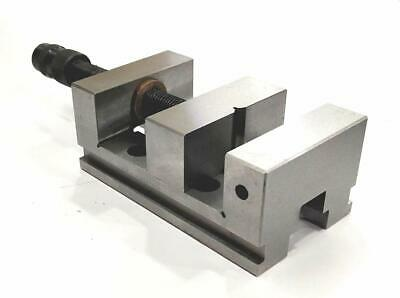 Jaw Width 60 mm Grinding Steel Vice -Hardened & Ground Finish