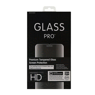 2 Pack Tempered Glass Screen Protector iPhone 6 7 8 S Plus X XR XS 11 PRO MAX