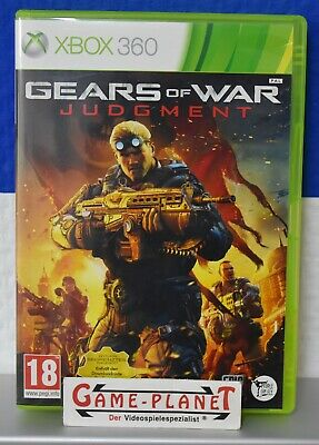 Gears Of War Judgment  AT uncut Xbox 360 fsk 18 OVP Shooter Einkaufgp