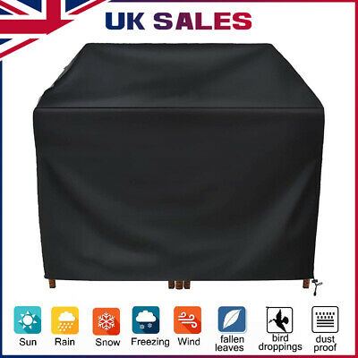 Waterproof Garden Patio Furniture Cover Covers Rattan Table Cube Seat Outdoor UK
