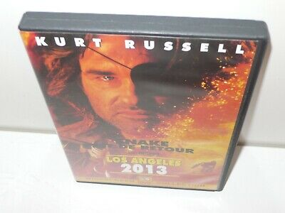 los angeles 2013 - kurt russell - dvd -  carpenter
