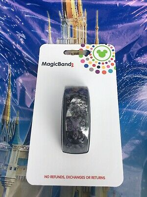 Disney Parks Haunted Mansion Wallpaper MagicBand Magic Band In Hand