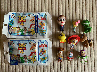 Disney Pixar Toy Story 4 SERIES 1 MYSTERY MINIS CHOOSE YOUR OWN BRAND NEW