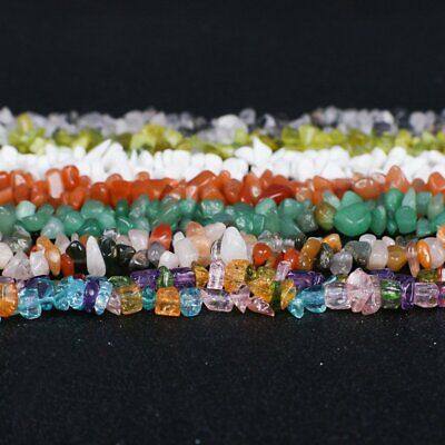 Freeform Natural Gemstone Chips Beads For Jewelry Making Bulk in Lots jewelry