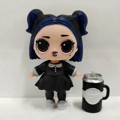 lol doll Big Surprise Sister Series DIY Doll Black Dress Black Hair Girls Gift