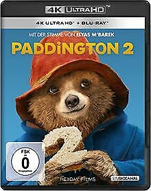 Paddington 2  (4K Ultra-HD) (+ Blu-ray) de King, Paul | DVD | état très bon