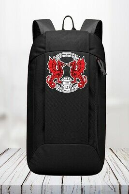 Leyton Orient Football Club Back To School Backpack Travel Bag Rucksack