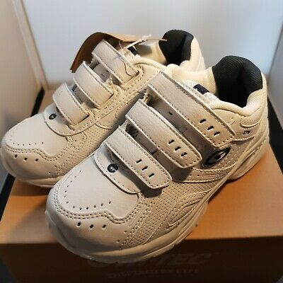 PE Trainers Hi-Tec XT115 EZ Trainers BNIB White Size UK 1 // EU 33