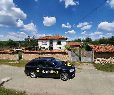 PAY MONTHLY - Property SOUTH Bulgaria with land outbuildings in good condition