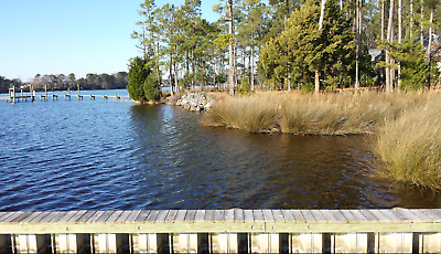 Charming  lot in Plantation Harbor water front community, Havelock, NC