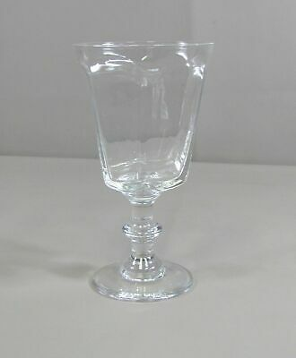 Reduced! Bryce Crystal ANTIQUE-CLEAR Water Goblet(s) Excellent Condition