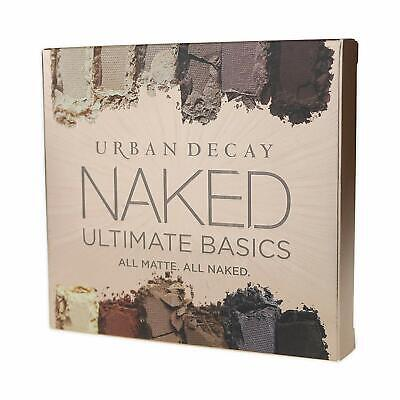 **Genuine**Urban Decay Naked Ultimate Basics Eyeshadow Palette **Brand New** UK