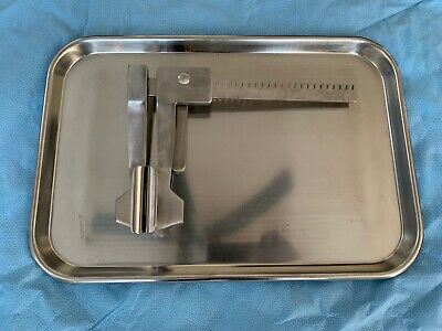 ONE (1) Grieshaber Stainless Germany Finochietto Rib Spreader