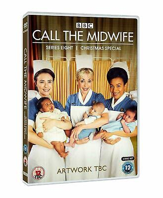 Call The Midwife Series 8 Complete Eighth Season (BOX SET) DVD ✔✔FAST & FREE✔✔