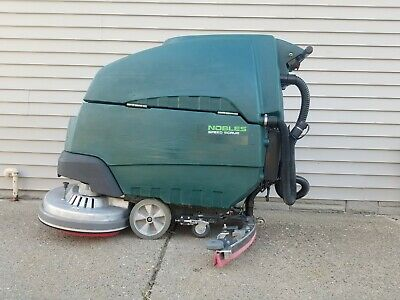 Nobles SS5 32 in Floor Scrubber (New Batteries)