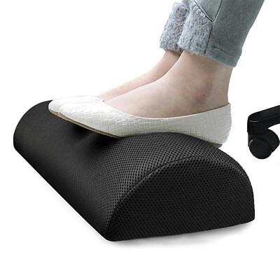 Memory Foam Foot Rest Cushion Under Desk Slowly Resilient Footrest Pillow Pad