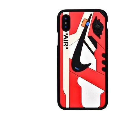 OFF WHITE X Nike IPhone case 7 8 plus x xr xs max 11 11 pro