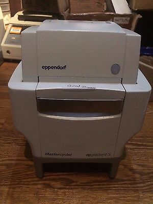 EPPENDORF 5345 MASTERCYCLER ep GRADIENT S 96-Well Block Thermal Cycler warranty
