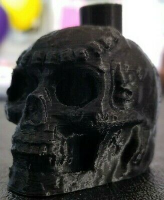 Mayan / Aztec Death Whistle-the disturbing sound can not be forgotten 3D Printed