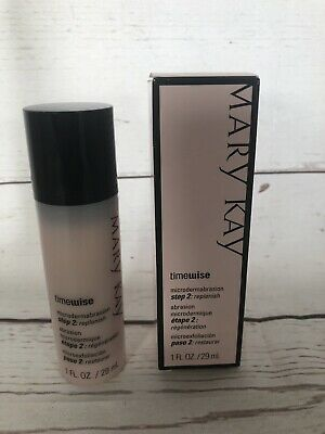 Mary Kay Timewise Microdermabrasion Step 2 Replenish NEW~IN~THE~BOX 1 OZ