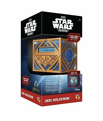 Star Wars Science - Jedi Holocron It Will Read Your Mind!!!  FREE SHIPPING!!!