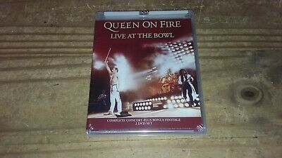 "Queen ""Live At The Bowl"" 2DVD"