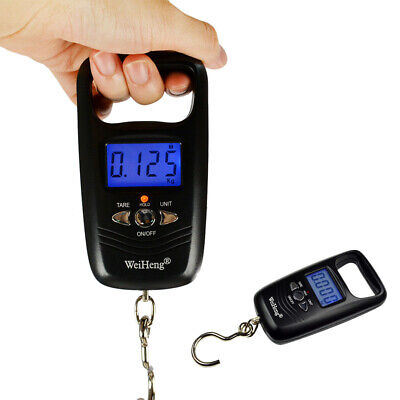 High Quality Digital LCD Portable Travel Electronic Weight Hanging Luggage Scale