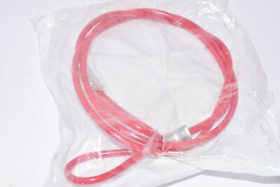 NEW, Brady, Part: Y2555668, Double Looped Lockout Cable, 4FT