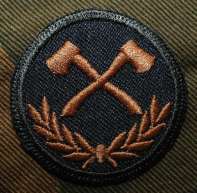Canadian Forces Army Garrison Dress Trade Badge Pioneer Level 2 Buy 1 Get 1 Free