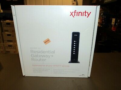 ARRIS TG862G/CT RESIDENTIAL Gateway Cable Modem/Router Docsis 3 0 for  Xfinity