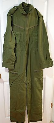 Canadian Army Armored Fighting Vehicl Afv Tanker Coverall Tactical Elf Suit 7336