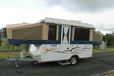 Jayco Eagle Camper, Air conditioned, Annex , Just serviced and Vic rego .