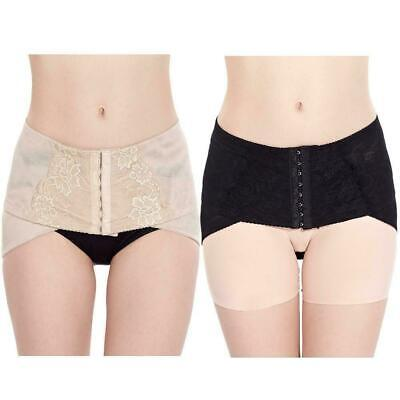 Women Hip-Up Pelvis Correction Belt Shaper Corrector Postpartum Shapewear C G5X9
