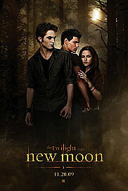 Brand New and Sealed The Twilight Saga - New Moon (DVD, 2010)
