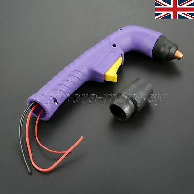 UK High Quality S45 Plasma Cutting Torch Head Air cooled for Trafimet Consumable