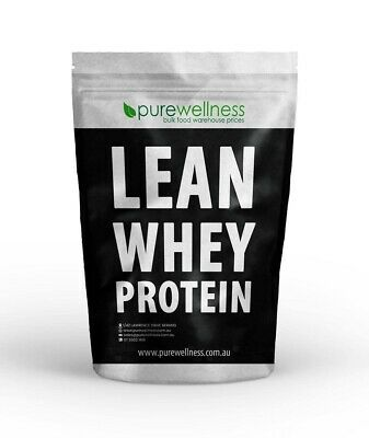 3Kg  -  Whey Protein Isolate / Concentrate - Chocolate-  Wpi Wpc Powder