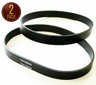 Hoover Hurricane V29 Upright Vacuum Cleaner Belts x2 YMH28950 Original Quality