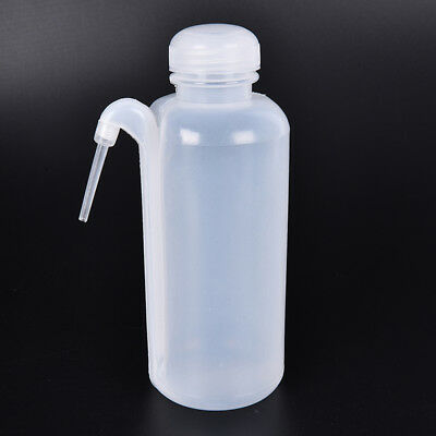 500ml Tattoo diffuser bottles side tube wash squeeze bottle green soap containVU